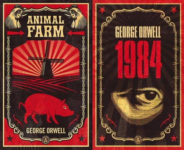 animal farm 1984