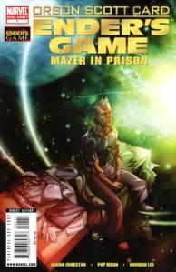 mazer in prison