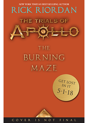 trials of apollo book 3 the burning maze