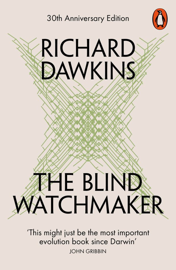 the blind watch maker